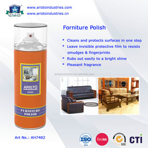 Wood Furniture Polish Spray