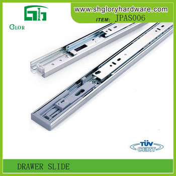 Heavy Duty Telescopic Two Way Travel Drawer Slide