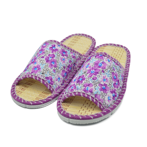 f612876bf492 Ladies Floral Slippers