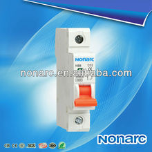 NB8 High Quality 1-63a Thermal Magnetic Circuit Breaker