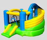 Outdoor or indoor commercial jumping castle inflatable, bouncy castle for children