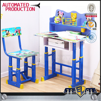 Kids Reading Table Kids Study Chairs