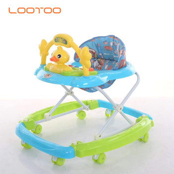 7ff813c7f30f 2019 Cheap Rubber Wheel Baby Walker With Round Base Bouncy Activity ...