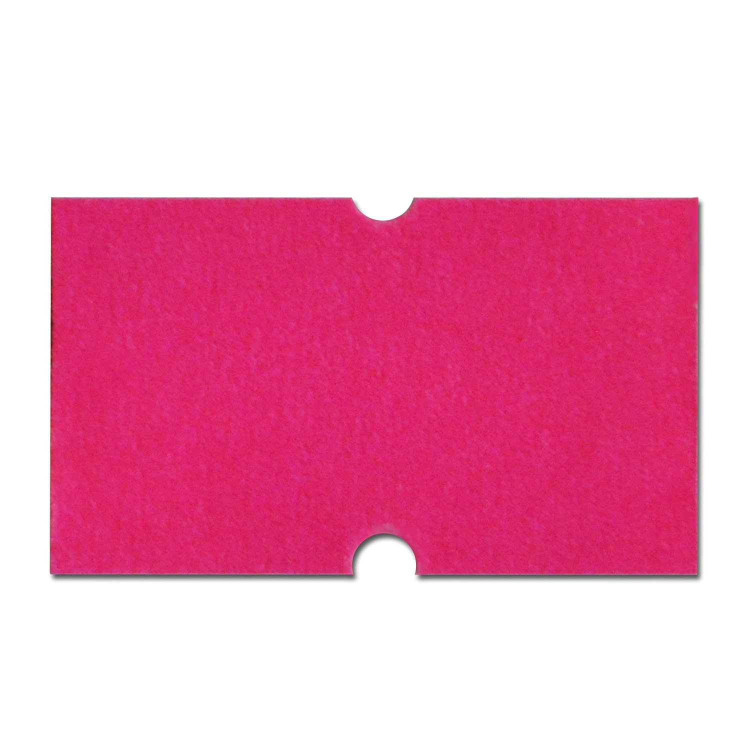 Price Gun Pricing Labels Pink 22 x 12mm (CT1 Punch Hole)
