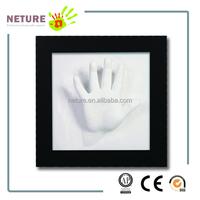 Baby & Children's Hand Print Kit Plaster Casting Memory Mould Kit Foot Moulding