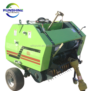 NEW Product Hay Compress Hydraulic Baler In Stock