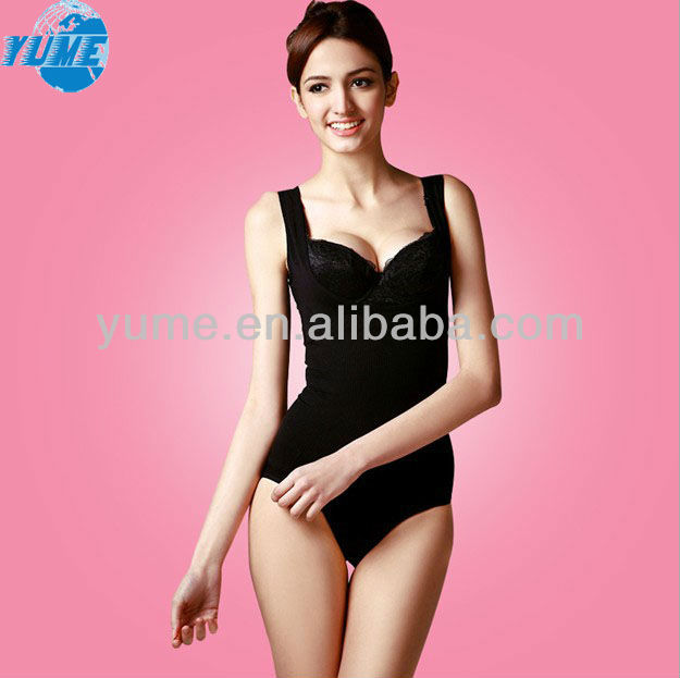 New style Black Full body shaper Thin seamless Mesh Big stretchingPlus BodySuits Briefs shapers