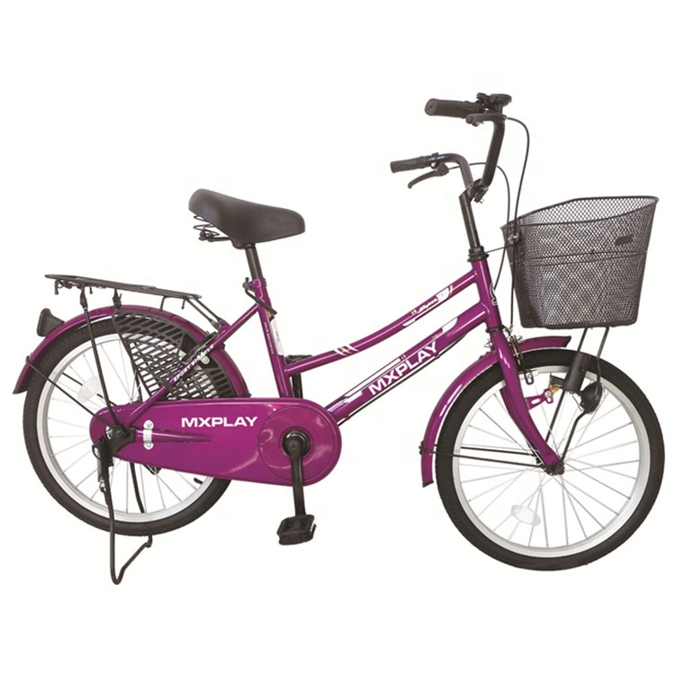 Factory cheap price 26&quot; light weight City Bike Steel Women Road City <strong>Bicycle</strong>