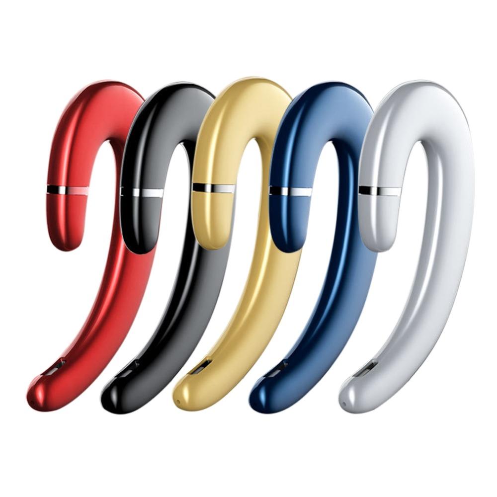 Joyroom P5 BT5.0 bone Bone Conduction wireless earphone earhook - idealBuds Earphone | idealBuds.net