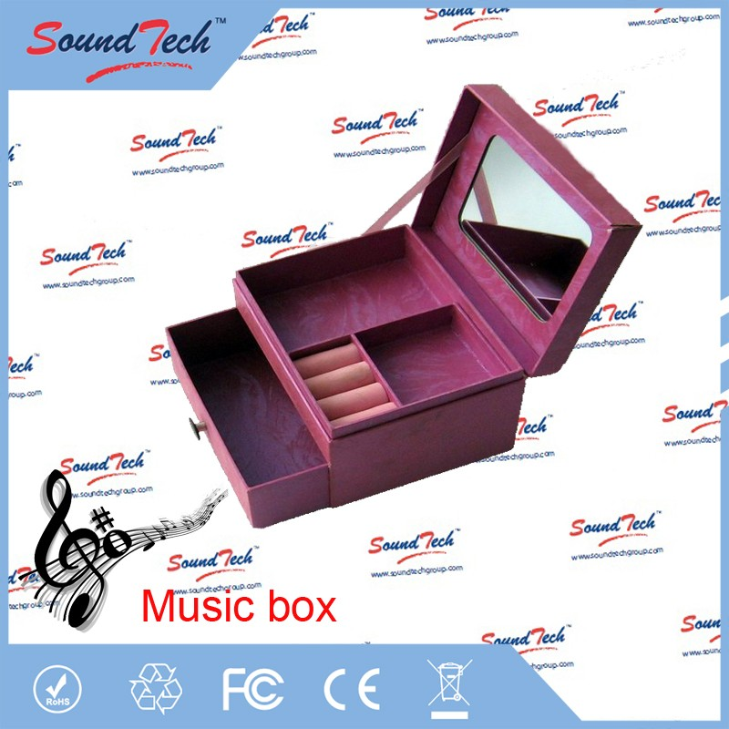 Gift Custom Personalized Wedding Music Box