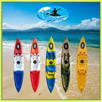 natural style popular single competition kayak