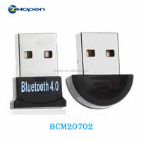 bluetooth bcm20702 usb dongle with usb 2.0 dongle for pc