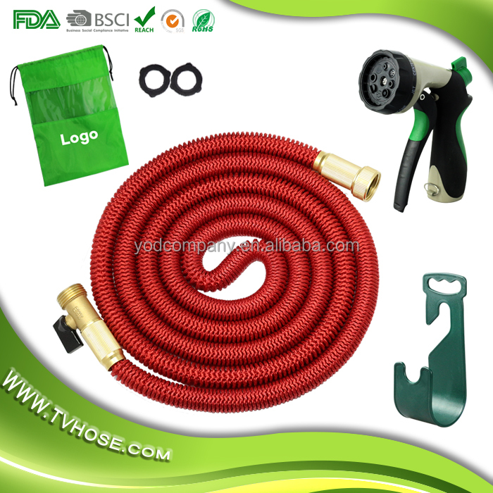 Amazon hot High Pressure 2018 Non Kink Garden Hose UK Latex Expanding Hose