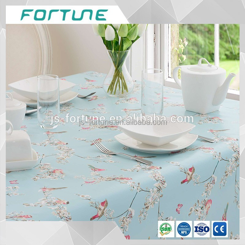 Decorative Film Water Soluble pvc table cloth roll