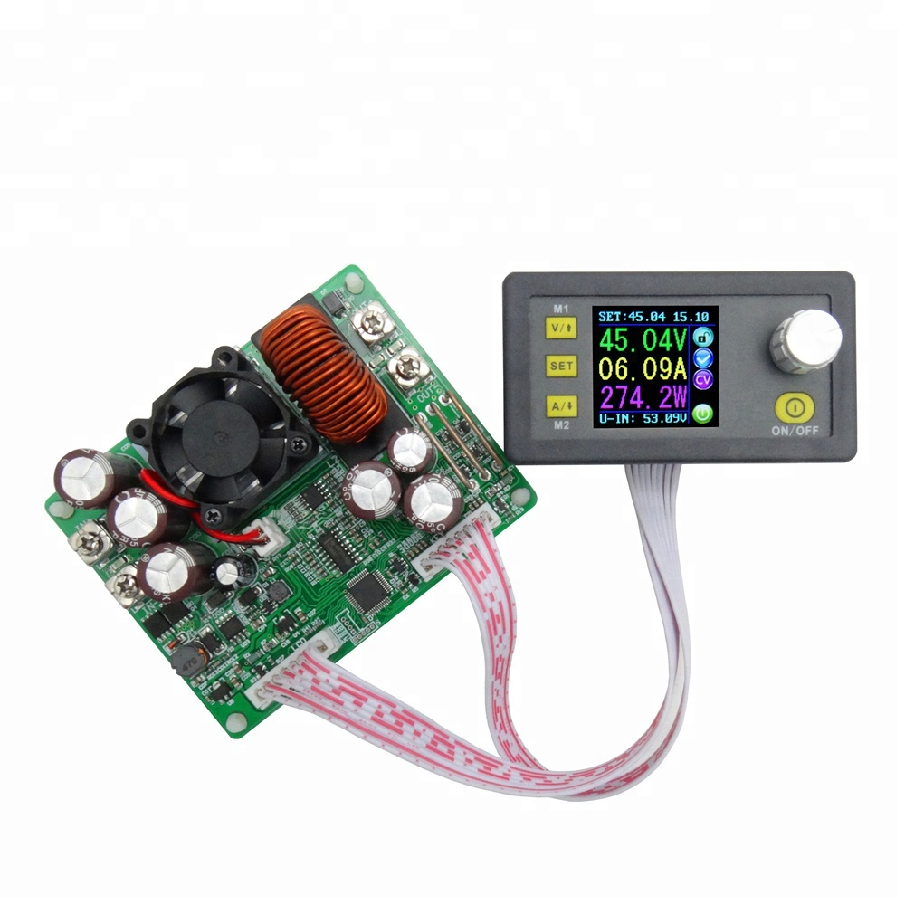 Rd Dps5020 Manufacturer Step Down Digital Dc 50v 20a Adjustable Semiconductors And Electronics In An Easy To Understand 1000w Power Supply Converter Buy Converterdigital Converter1000w