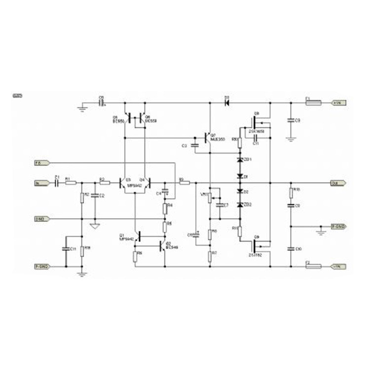 Reliable And Good 94v0 Pcb Schematic Design From China Famous ...