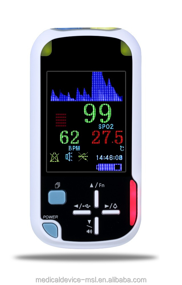 Handheld Pulse Oximeter For Adult and Baby MSLPO-B