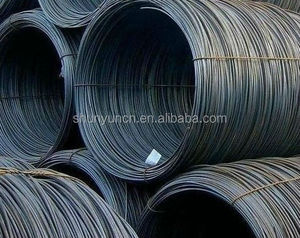 6mm hot rolled low carbon steel wire coil steel wire rod
