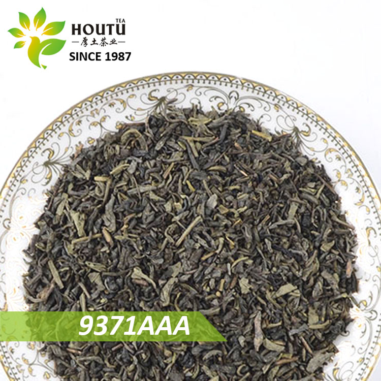 9371AA morocco tea and europe market with EU standard LOW pesticide