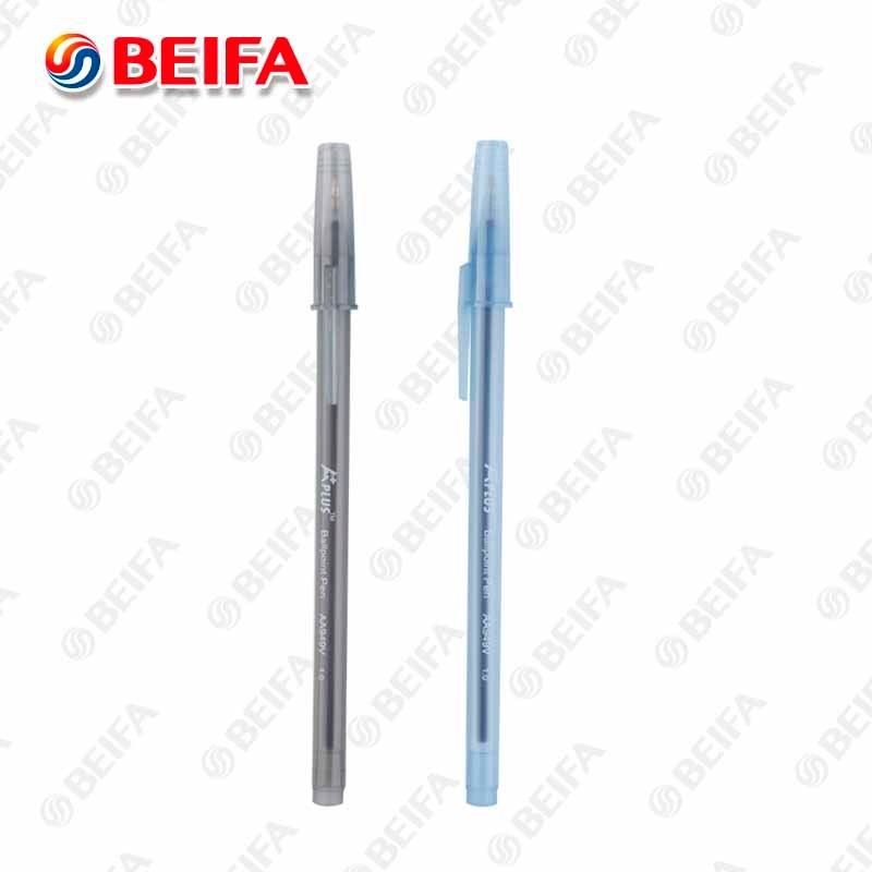 AA949V Practical Multi Colored personalized plastic pen