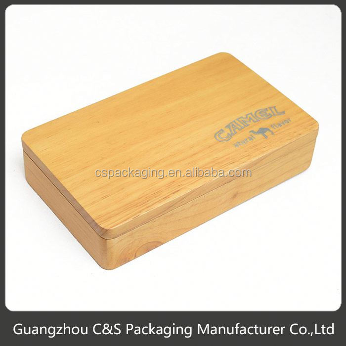 Sales Promotion Elegant Top Quality Gold Stamp Wooden Mail Box