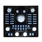 NS3 karaoke bluetooth usb studio audio 3d sound card mixers for android pc recording