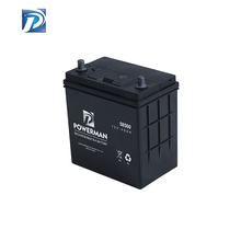 Dry Charged 12V 48Ah Lead Acid Car Battery