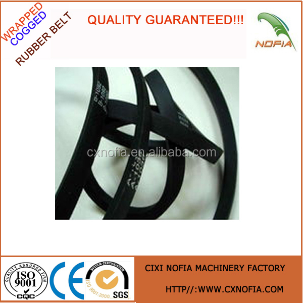 Agricultural Harvester Rubber V Belt Made in China