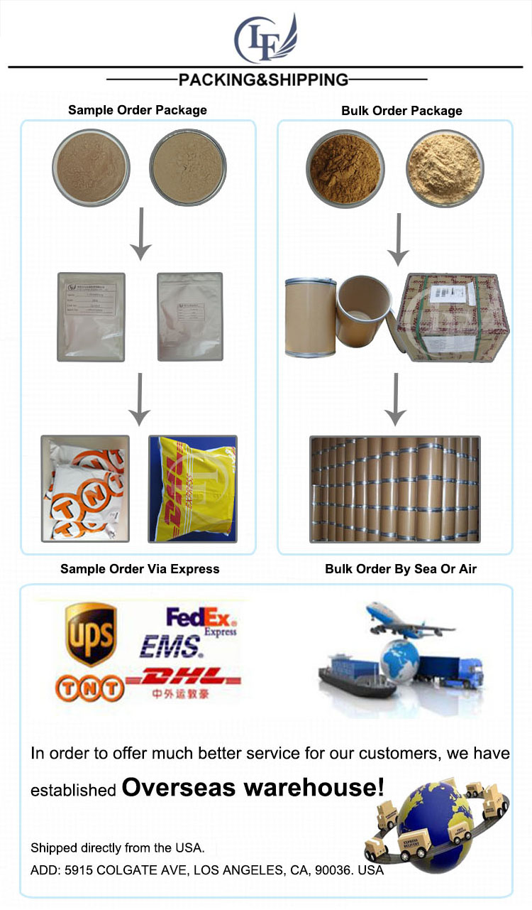 Factory Provide 100% Natural 98% Myricetin