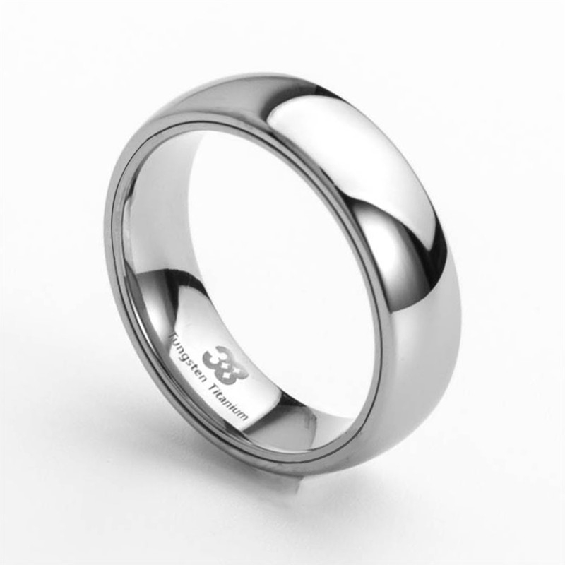 Wedding ring blank tungsten ring designs for men