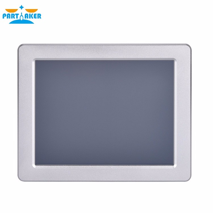 Partaker Elite Z4 Intel Atom D2550 10 Inch Made-In-China 4 Wire Resistive Touch Screen Fanless All In One Computer With 6 COM
