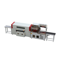 Manufacturers Automatic Soap Candy Shrink Wrapping Machine