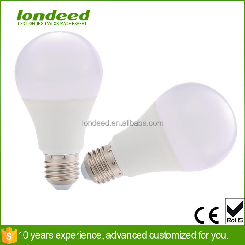 High Quality Raw Material 300 Degree A65 LED Garage Bulb with UL Approval 10W 32v dc led light bulb