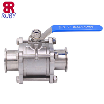 Stainless Steel Handle Ball Valve