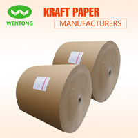 Brown kraft paper mills in China