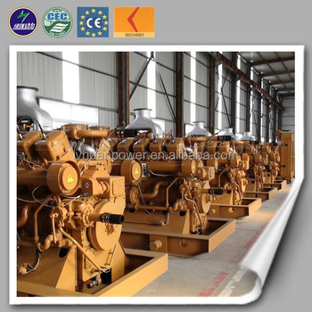 Euro standard china reliable supplier 1000kva natural gas generator
