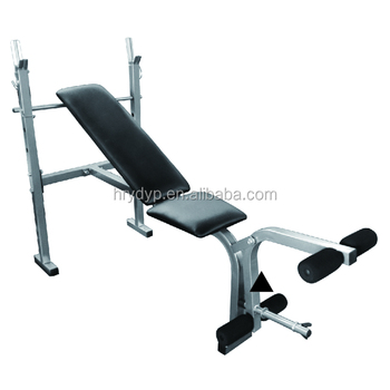 Weight lifting bench fitness gym equipment hrebh10 buy cheap