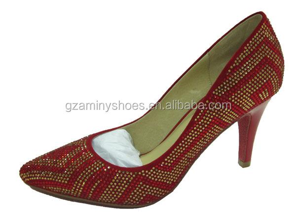 stiletto shoes Classic Classic rhinestones stiletto ladies rhinestones ladies shoes wqqf17XZ