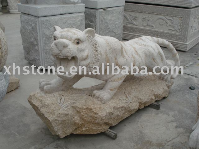 China white rough marble stone block relief hand carving