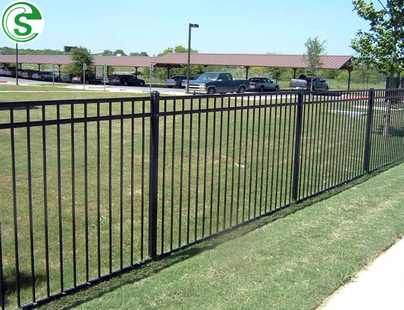 Cheap Wrought Iron Fence, Cheap Wrought Iron Fence Suppliers And  Manufacturers At Alibaba.com