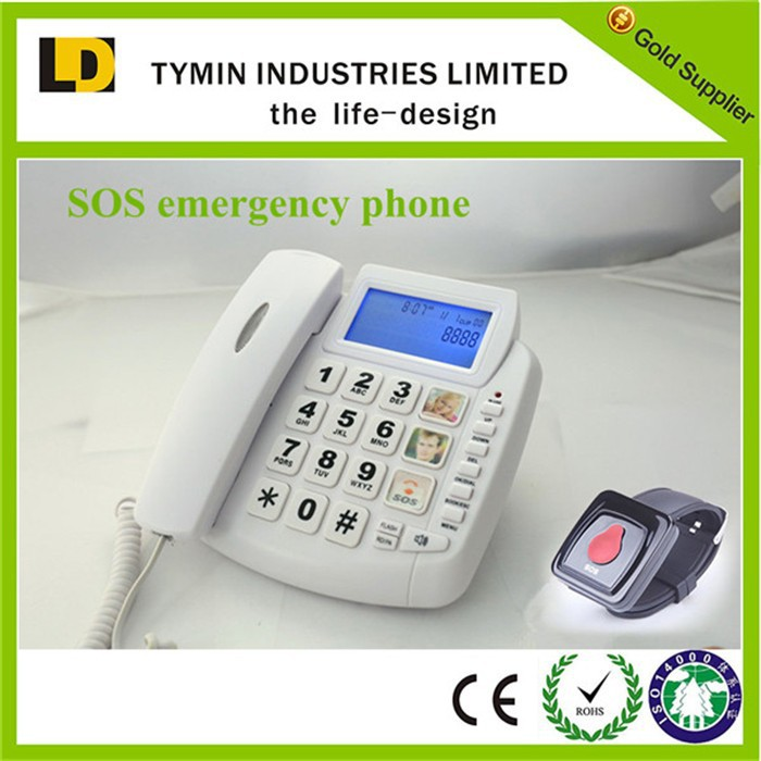 TM-S003 unique home phones kids emergency phone sos emergency phone for seniors