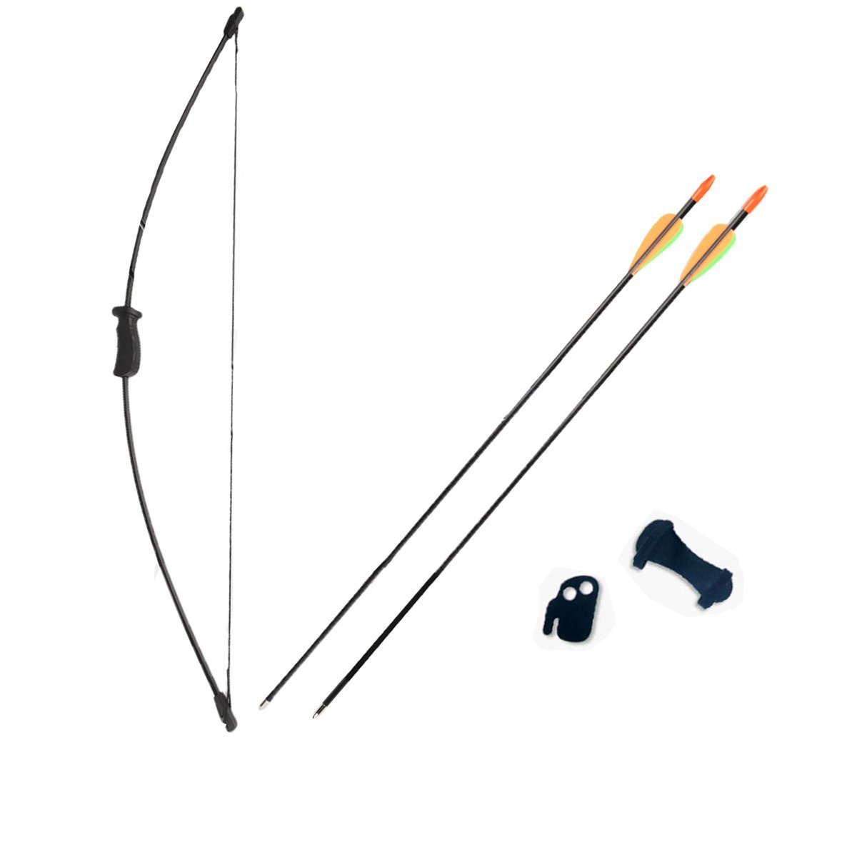 Tauren Boy Scouts Childrens Toys Games Kids Brave Cupid Hawkeye Bow and Arrow Games Set for Hunting Targets for Bow and Arrow