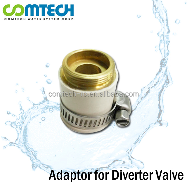 Faucet Adapter / Kitchen Faucet Accessories, View faucet adaptor, - Product  Details from COMTECH WATER SYSTEM CORP. on Alibaba.com