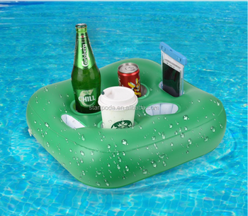 Floating Drink Holder Pool Floats With 4 Holes For Pool Fun Buy