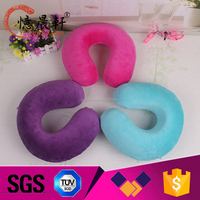 Supply all kinds of office neck support,visco elastic neck pillow,lianda 2014 particle neck pillow