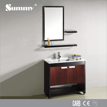 Luxury Bath Gt Bathroom Vanities Gt WORTHINGTON 30 INCH ESPRESSO BATHROOM