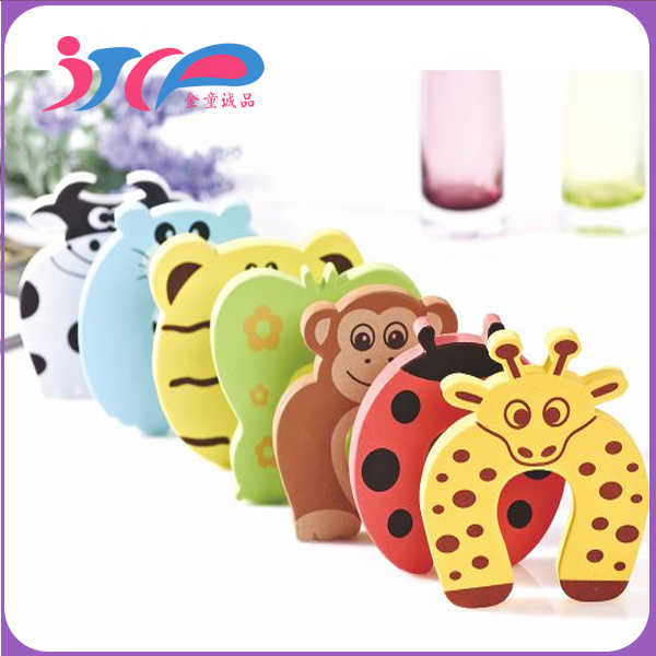 Cute animal baby best sell safety products baby door stopper