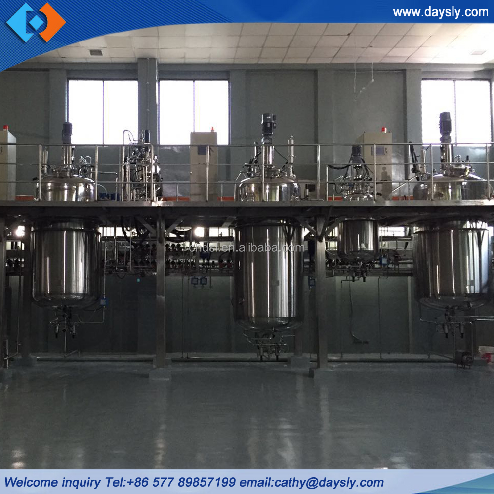 3000l Industrial Microbiological Mechanical Agitating Fermentor ...
