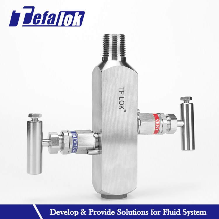 2 3 5 way stainless steel water manifold valve