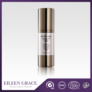 moisturizing Glyoxyldiureide anti-aging Snail Repair Serum